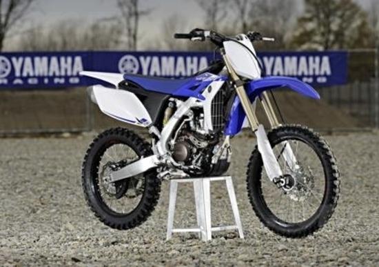 Gamma offroad Yamaha competition 2013 in prova a Ottobiano