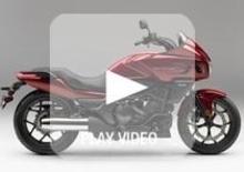 Honda CTX700 a EICMA 2013