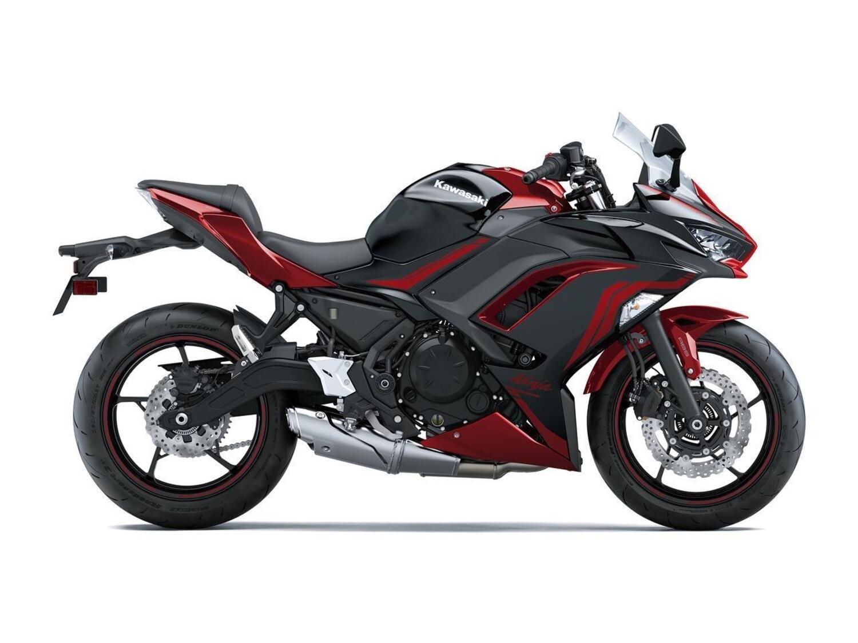 Kawasaki Ninja 650 2021, dal Giappone una nuova livrea?