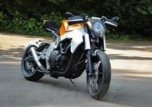 Una Honda CBR1000F davvero speciale