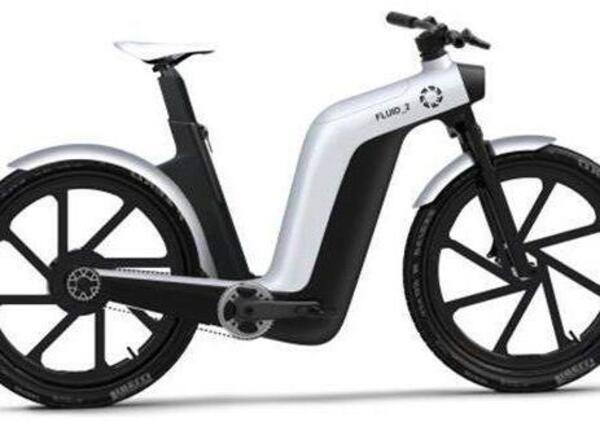 Flluid_2. Lo scooter che si trasformain eBike. Lultimo brevetto di Erik Buell