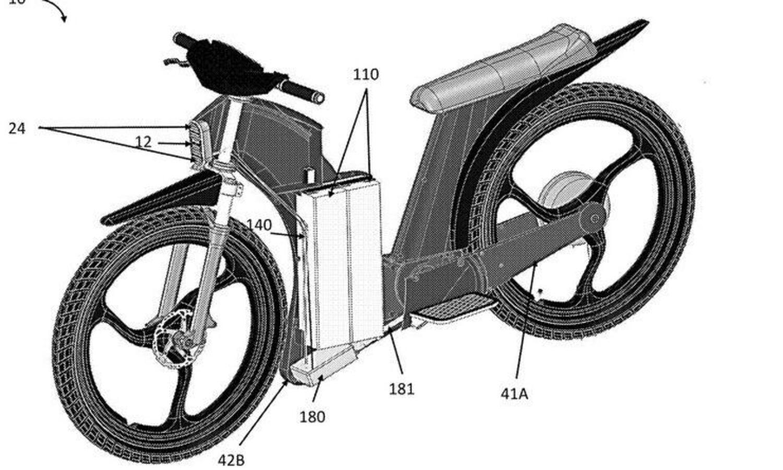 Flluid_2. Lo scooter che si trasformain eBike. L'ultimo brevetto di Erik Buell