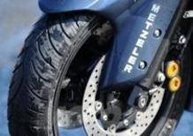 Gomme invernali per moto e scooter. Esistono?