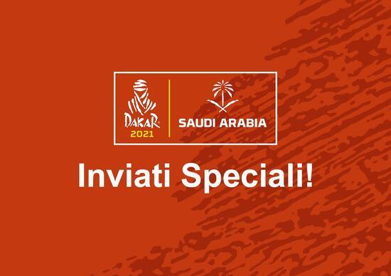 Dakar 2021. Inviati Speciali! [PermaLive] Rischio Picco