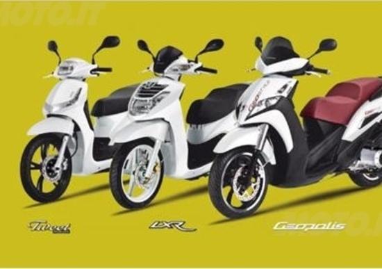 Peugeot scooters: promozioni sulla gamma ruota alta e assistenza post-vendita