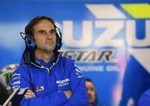 MotoGP: Suzuki e il sostituto di Brivio. Italia o Giappone?