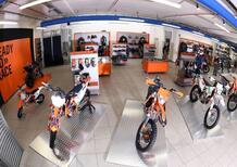 KTM, nuova sede per Bi&Ti a Roma