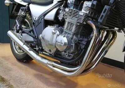Marmitta cromata 4 x 1 Zephir 1100 Kawasaki - Annuncio 7526524