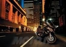Nuovo Suzuki Burgman 650: a Roma due giorni di test-ride gratuiti