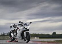 Ducati Supersport 950, al via la produzione