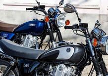 Yamaha SR 400 Final Edition: 43 anni di moto leggendarie