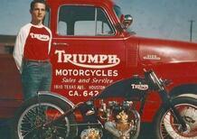 Pagine di storia: Triumph e Sunbeam, a due e a quattro ruote