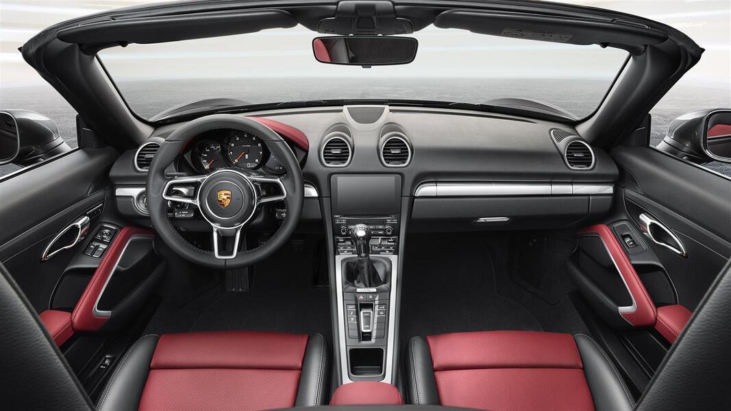 Porsche 718 Cabrio Boxster 2.0 (3)