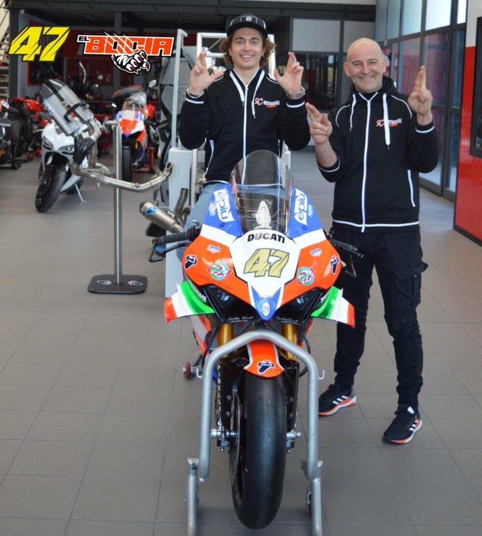 Superbike, Axel Bassani ed il team Motocorsa insieme nel WorldSBK