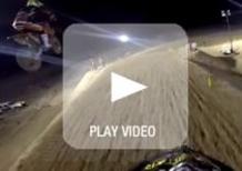 Cairoli e Desalle: sfida in Qatar con le telecamere onboard