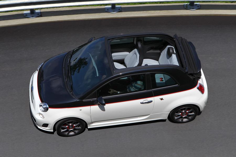 custom abarth abarth 500 cabrio 14 turbo t jet custom 112013 062015