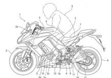 Kawasaki, un brevetto di comando cambio elettronico