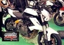 Benelli a Motodays 2013