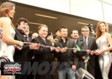 Max Biaggi inaugura l'edizione 2013 di Motodays