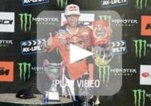 Tony Cairoli, GP della Thailandia: Ho ripreso la tabella rossa