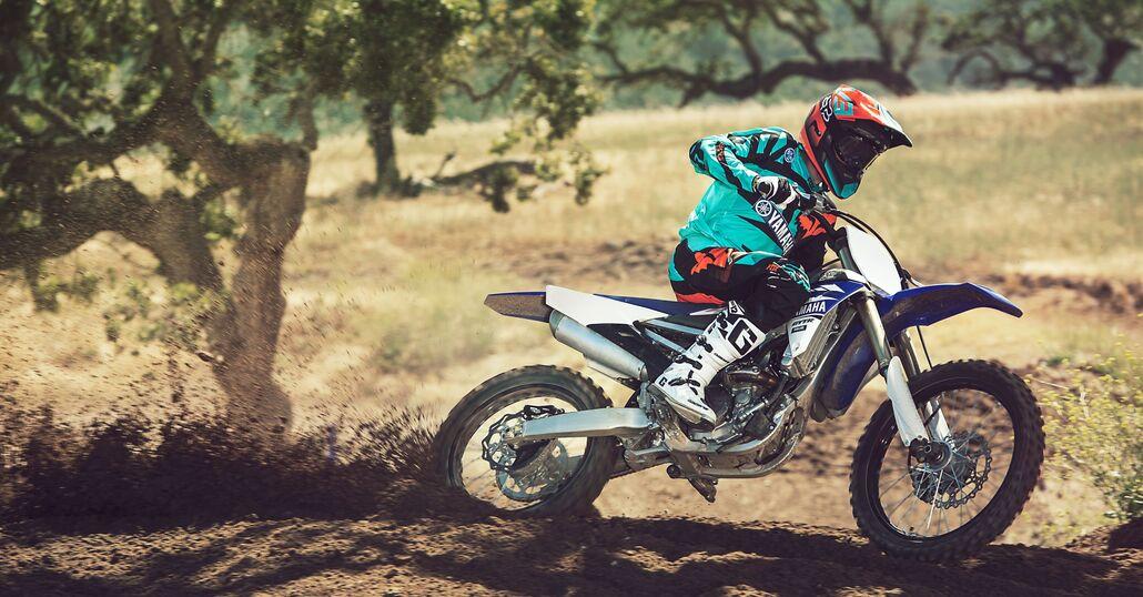 Yamaha YZ e WR Off-road 2017