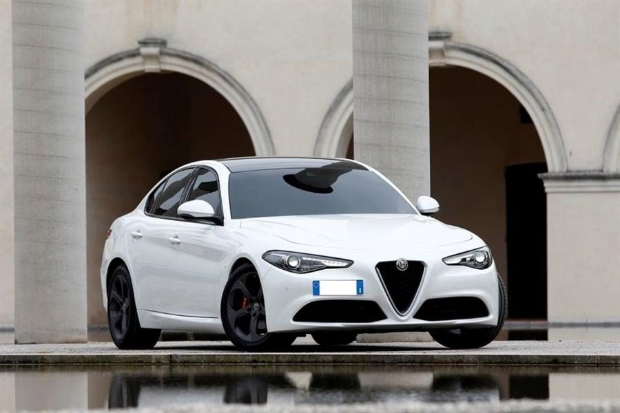 Alfa Romeo Giulia (2016->>)