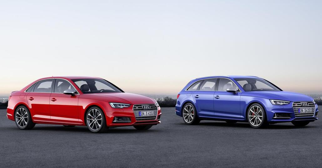 Nuova Audi S4 Ed S4 Avant  I Prezzi Per Il Mercato