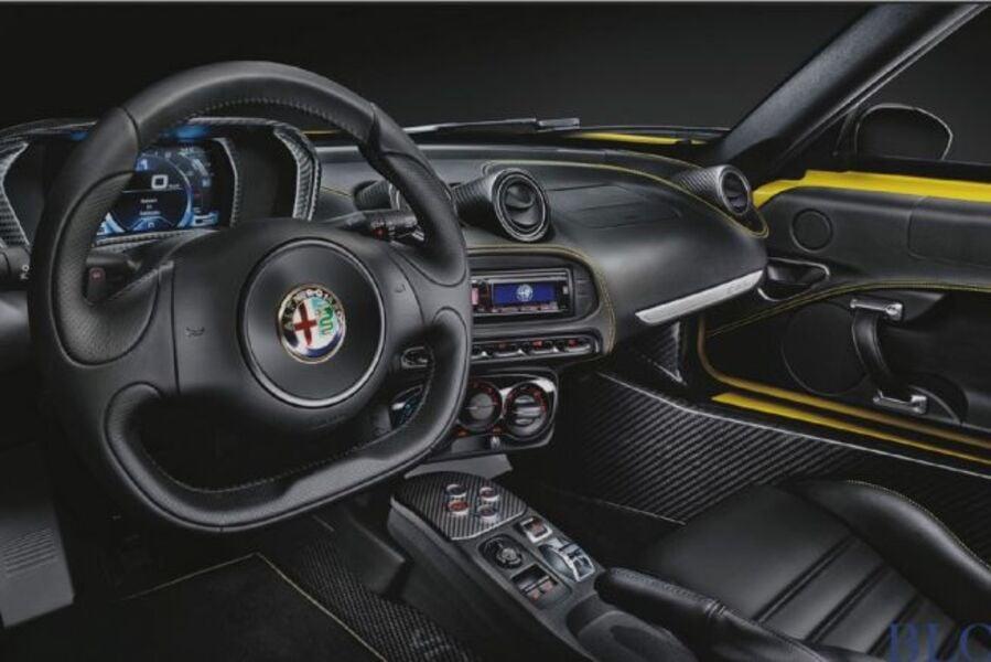 Alfa Romeo 4C Coupé 4C 1750 TBi (4)