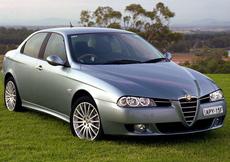 Alfa Romeo 156 (2003-06)