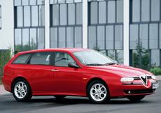Alfa Romeo 156 SportWagon (2000-06)
