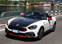 Abarth 124 Spider [Video prime impressioni]