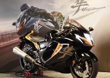 Suzuki Hayabusa web edition, esaurita in un weekend