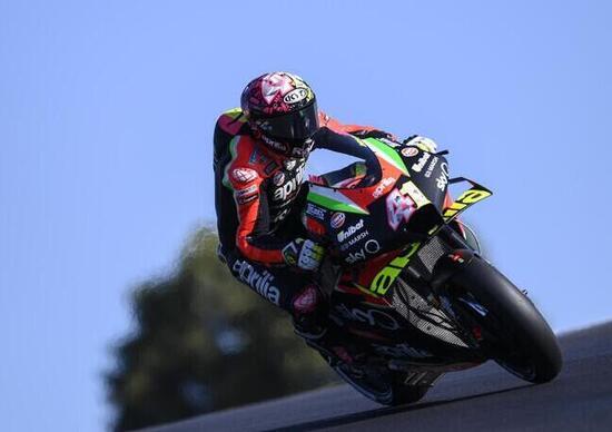 MotoGP, Jerez test: Aprilia RS-GP ahead of Honda RC213V and KTM RC-16.  Record for Espargarò
