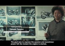 Suzuki Hayabusa: lo stile e il Premiere Show