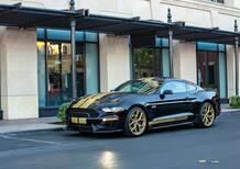 Ford Mustang Shelby GT-H: heritage Hertz fino a 700CV [V8 5.0]
