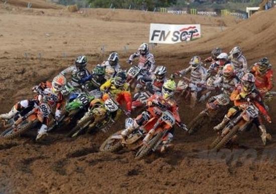 Motocross, GP d'Olanda. Riflettori puntati su Cairoli e Herlings