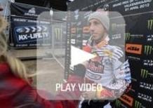 Motocross, GP d'Olanda. Cairoli: Sono contento, anche se...