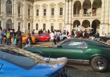 Parco Valentino: tutte le auto del Salone dell'auto di Torino 2016
