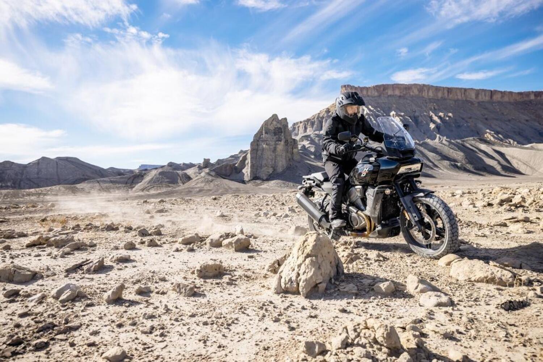 Harley-Davidson Pan America 1250. Presentata la prima Adventure H-D. Dati e prezzi