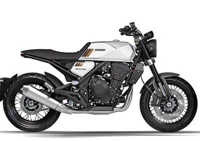 Brixton Motorcycles Crossfire 500 (2021) - Annuncio 8292073
