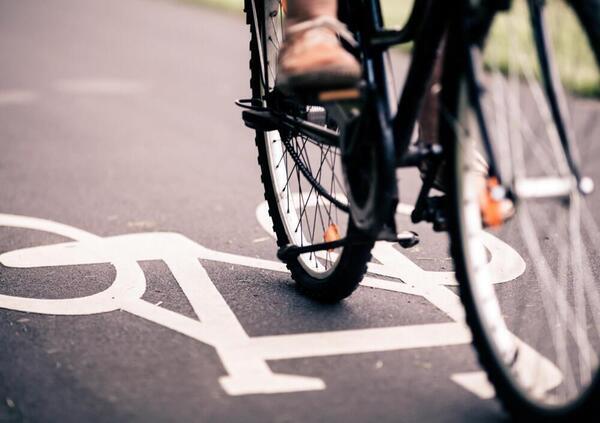 Ciclisti con telecamere per tutelarsi da comportamenti pericolosi alla guida