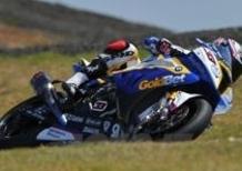 SBK GP di Aragon. Melandri è il più veloce nelle prove libere