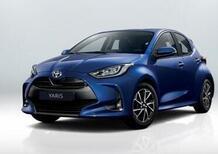 Toyota Yaris è Car of the Year 2021