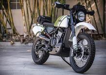 Urban Assault: la KTM Adventure 790 secondo Roland Sands Design