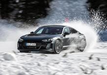 Audi e-tron GT | Va FORTISSIMO e si guida bene. Autonomia? 487 km...
