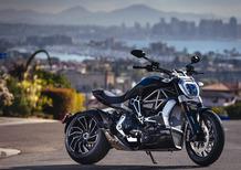 Ducati XDiavel: richiamo per la staffa cavalletto