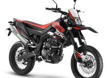 Aprilia rinnova le SX e RX 125 nel motore, nel design e nelle dotazioni