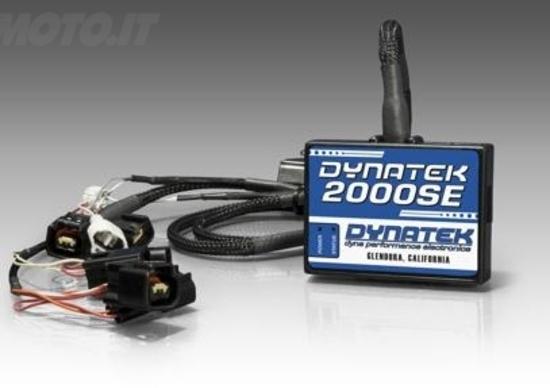 Faster96: centralina accensione Dyna 2000SE