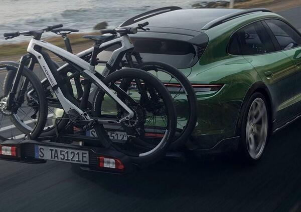 Cross e Sport, le nuove eBike di Porsche
