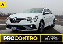 Renault Megane E-Tech Plug-In Hybrid, PRO e CONTRO. La prova strumentale [Video]